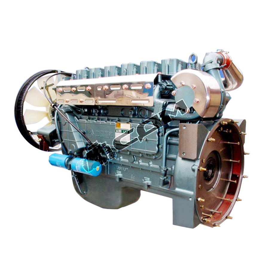 Двигатели Howo Euro 3 ремонт